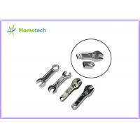 Wholesale Wrench Tool Metal Thumb Drives , Storage Custom USB Memory Stick for Gift from china suppliers