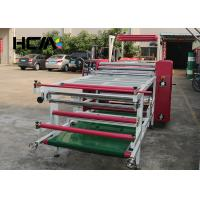 Wholesale Standard Digital Roll To Roll Heat Press Machine Multifunction For Soccer Jersey from china suppliers