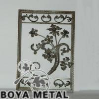 Quality Ornamental Forged Iron Fireplace Accessories for sale