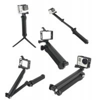 Wholesale Handheld Monopod Gopro Camera Mounts Adjustable Folding 7.5 - 20 Inch from china suppliers