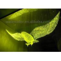 Wholesale Changeable Colorful Indoor Water Curtain Customized Animal Shaped For Ornament from china suppliers