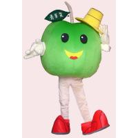 Wholesale handmade adult cartoon apple mascot cosplay fruit costumes from china suppliers