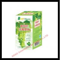 Wholesale Best share grape seed nutrition fast thin weight loss slimming tea from china suppliers