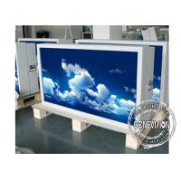 Wholesale Shop Windows Outdoor Digital Signage Ceiling Mount Android Advertising Player With Fans from china suppliers