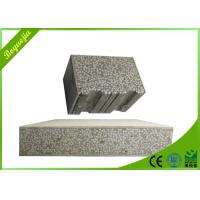 Wholesale 150mm EPS Insulated Sandwich Panels , Concrete External Wall Board from china suppliers