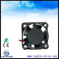 Wholesale Plastic 25mm DC Small Cooling Fans High Temperature 10mm Thick from china suppliers