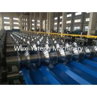 Wholesale High Speed Metal Roof Panel Roll Forming Machine For Produce Building Material from china suppliers