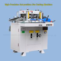 Wholesale 4 KW Label Die Cutting Machine High Accuracy Trepan Boring Die Punching Machine from china suppliers
