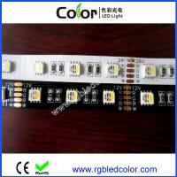 Wholesale DC12V 24V 30 60 72 84 96 120led/m 5050 smd rgbw 4 in 1 led strip from china suppliers