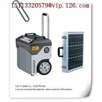Wholesale Portable Solar Power System with UPS 1500W DC5V/12V/AC110V/220V from china suppliers