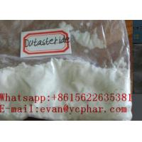 Wholesale White Sex Steroid Hormones Avodart Dutasteride Powder For Female Hair Loss 164656-23-9 from china suppliers
