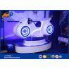 Buy cheap VR Arcade VR Motion Mototcycle Simulator 9D VR Moto Car Racing Virtual Reality Simulator from wholesalers