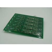 Wholesale Double Sided Rigid PCB Board of FR4 Laminate Green Solder ENIG Finish from china suppliers