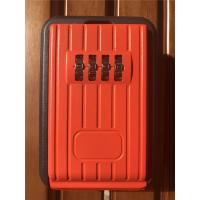 Wholesale High Security Digital Key Lock Box For Outside House / Digital Lockbox from china suppliers