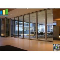 Wholesale 60 mm Tempered Glass Partition Wall Height  2000 / 4500 mm from china suppliers