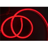 Buy cheap 12 / 24V LED Neon Strip Lights With Extrusion Silicone Material IP67 Waterproof from wholesalers
