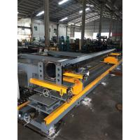 Wholesale Tapered Power Pole Welding Machine Fit Up Table Pole Body And Flange Welding from china suppliers