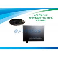 Wholesale 10/100mbps Power Over Ethernet POE RJ-45 18dBm 125×27×85 mm Full Duplex from china suppliers