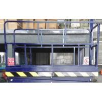 Wholesale 1600kg Size in 2600x1500x2450mm Truck Mounted Aerial Lift  with 10m  Lifting Height from china suppliers