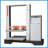 Wholesale Electronic Carton Compression Tester , PC 200KG Paper Box Compressive Tester from china suppliers