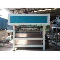 Wholesale Energy Saving Pulp Molding Equipment , Egg Box Making Machine Low Noise from china suppliers