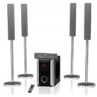 Wholesale 2.4GHz Digital wireless  5.1 SD USB Speaker home theater sound systems from china suppliers