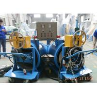 Wholesale Double Heads Non Halogen Plastic Extrusion Line 370W AC Current Motive from china suppliers