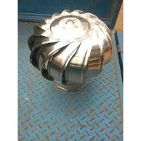 Wholesale 150mm roof turbo ventilator fo chimney stainless steel from china suppliers