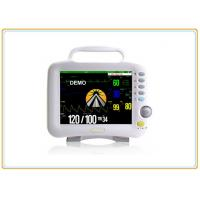 10.4 Inch Ambulance Patient Monitor , Portable Vital Sign Monitoring Equipment