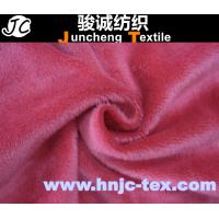 Wholesale 100% Polyester Warp Knit Super Soft Micro Velboa for Car Mat/ sofa upholstery /bedding from china suppliers