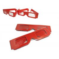 Wholesale Custom Printing Paper Chromadepth Clear Lens 3d Glasses,Cardboard 3d Glasses Paper Wholesale from china suppliers