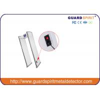 Wholesale 6 Zones Walk Through Metal Detector For Public Security Checking from china suppliers