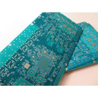 Wholesale 10 Layer Multilayer PCB Built On FR-4 green soldermask With Immersion Gold from china suppliers