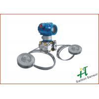 Quality BP380G/D Silicon Liquid / Flux Capacitive HART Flange Differential Pressure Transmitter for sale