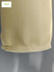 Wholesale Alkaline Resistant Acrylic High Efficiency Filter Bags For Cement Plant from china suppliers