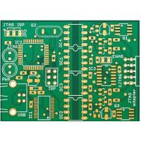Wholesale FR408 Isola HDI Tg 180 Copper PCB Board , 6-Layer PCB Solder Mask Green 2.0mm from china suppliers