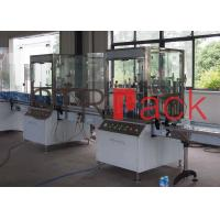 Wholesale Automatic aerosol spray paint filling machine , aerosol filling equipment 15 - 750ml from china suppliers
