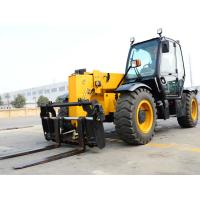 Wholesale XC6-3507 Mini 3.5 Ton Telescopic Telehandler Forklift Earthmoving Machinery  Used to Handle Loose Materials from china suppliers