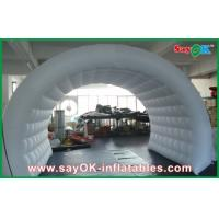 Wholesale White Channel Inflatble Tent Inflatable Tunnel For Party OEM from china suppliers