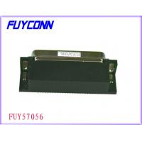China PCB DIP Type Female 100 Pin Centronics Connector Receptacle Header on sale