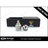 Wholesale SOD 5K RDA Dripping Atomizer 3 ml Capacity Full Stainless Steel Clone SOD 5K RDA from china suppliers