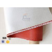 Wholesale 0.45mm 470gsm Fiberglass Fabric Fireproof Insulation Material With Silicone Coated from china suppliers