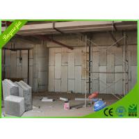 Wholesale Fire proof wet proof fiber cement board precast concrete sandwich panel from china suppliers