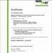 Beijing Forimi S & T Co, Ltd Certifications