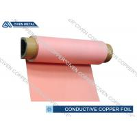 Wholesale 12μm - 100μm Single - Shiny Treated RA Electrodeposited Copper Foil Rolls from china suppliers