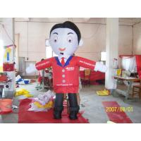 Wholesale PVC Commercial Inflatable Cartoon Characters , Inflatable Advertising Cartoon from china suppliers