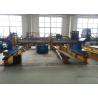 Buy cheap Stable CNC Plasma machine / CNC Cutting Machines 5500mm Transverse Gauge from wholesalers