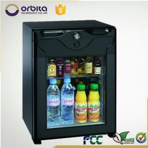 Wholesale Orbita new design absorption mini refridgerator, noiseless working minibar from china suppliers