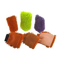 Wholesale Exfoliating Hand Gloves Body Scrub Mitts Super Water Absorptivity from china suppliers
