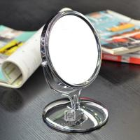 Wholesale bath collection magnifying makeup mirror HS-IC040010I from china suppliers